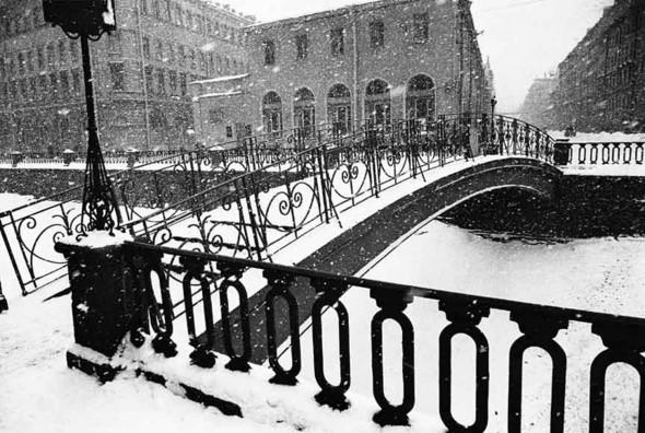 Три альбома петербургских классиков фотографии. Изображение № 8.