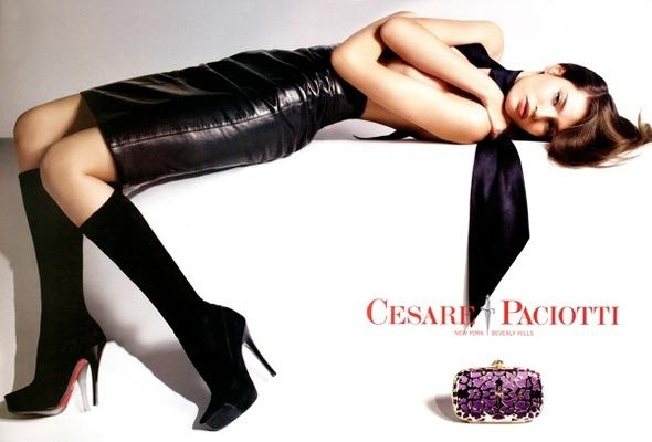 Fashion Advertisements, Выпуск 11 лучшие фотографии изрекламных кампаний модных брендов 2008. Изображение № 6.