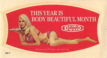 Vintage stickers 60s-70s. Изображение № 19.