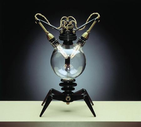 Стимпанк лампы отФранка Бухвальда. Изображение № 3.
