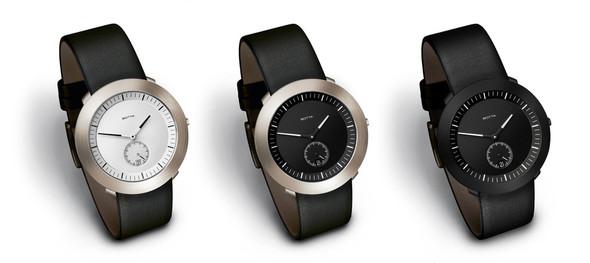 Самые тонкие часы от Botta-Design. Изображение № 2.