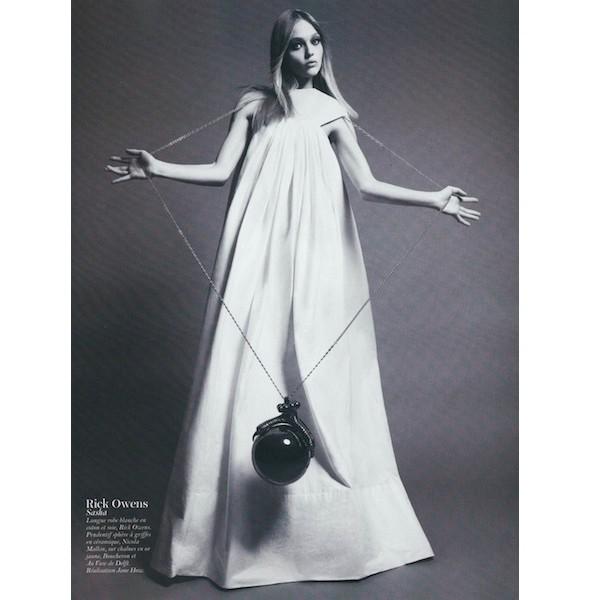 Изображение 7. Съемки: Harper's Bazaar, Industrie, Vogue и другие.. Изображение № 54.