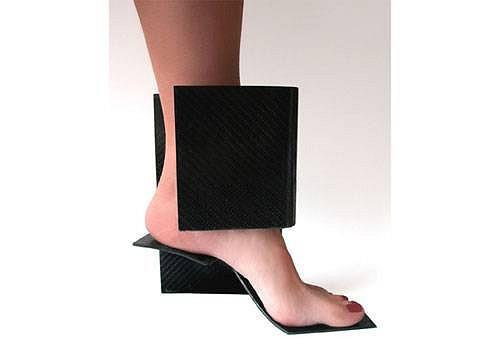 Найстраннейшие женские туфельки. Изображение № 15.