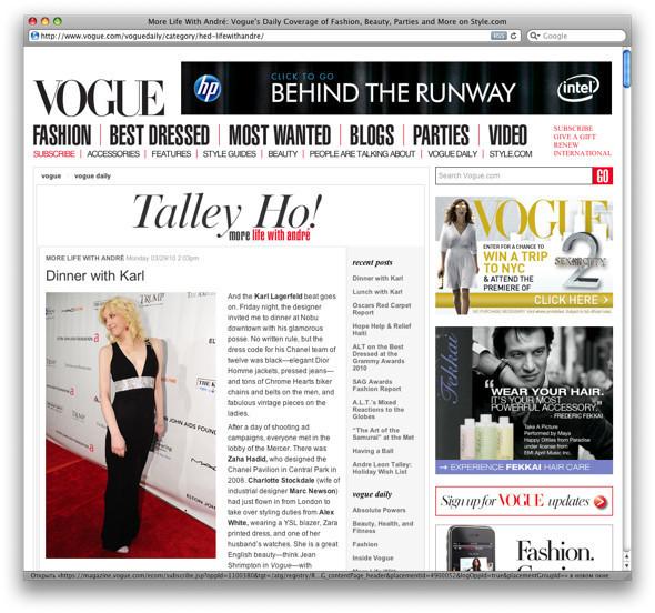 Style.com могут закрыть. Изображение № 2.