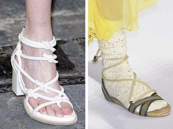 Walking in my shoes: 10 тенденций обуви весны-лета 2011. Изображение № 98.