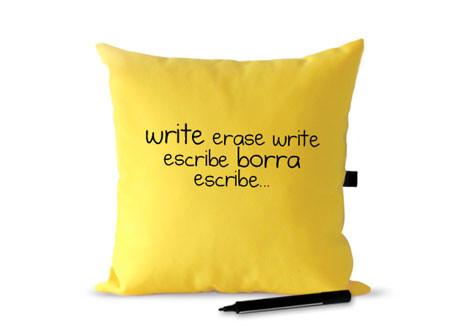 Post My Pillow: подушка для записей. Изображение № 2.