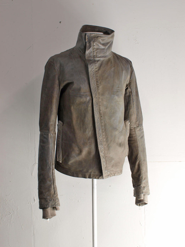 Изображение 1. Carol Christian Poell. Пара курток для зомби.. Изображение № 1.