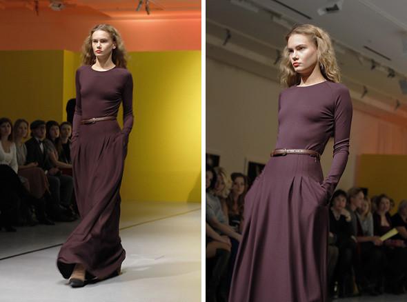 Изображение 5. Lena Vasilyeva FW 2011: готовое платье.. Изображение № 5.