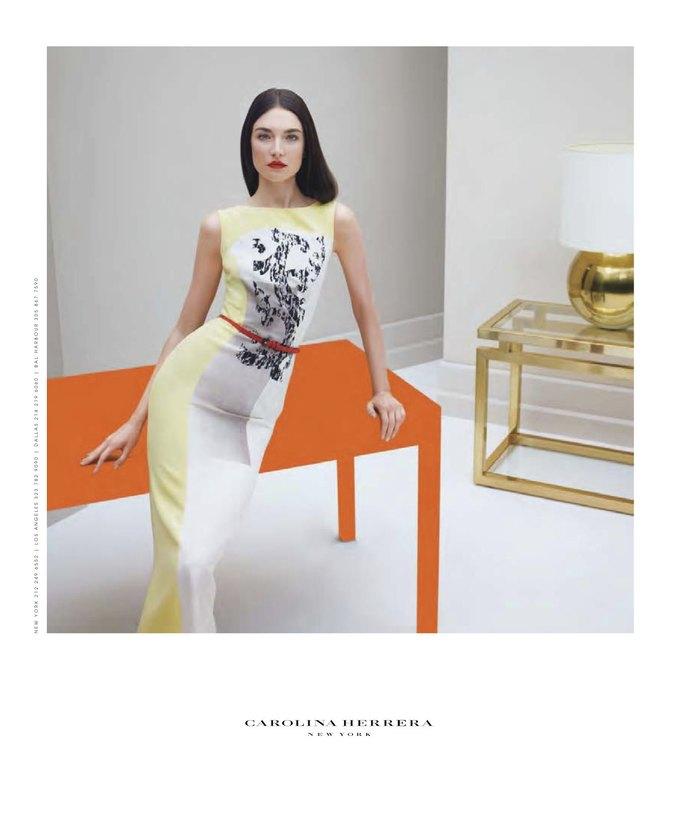 Hermes, Chanel и Gucci показали превью кампаний. Изображение № 7.