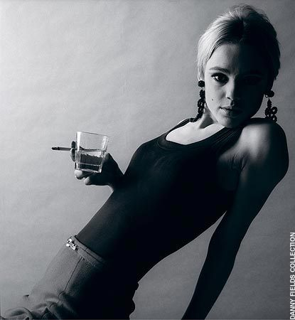 Edie Sedgwick – When Andy met Edie life imitated art. Изображение № 7.