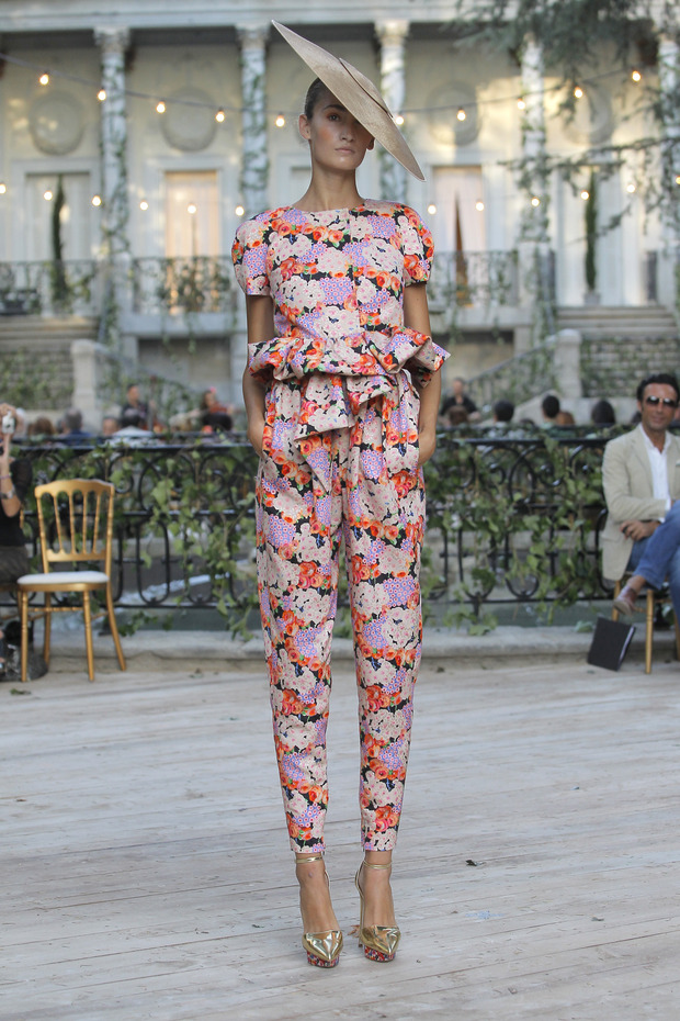 Madrid Fashion Week SS 2013: DELPOZO . Изображение № 23.