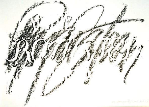 Выдающиеся российские шрифтовики икаллиграфы. Изображение № 19.