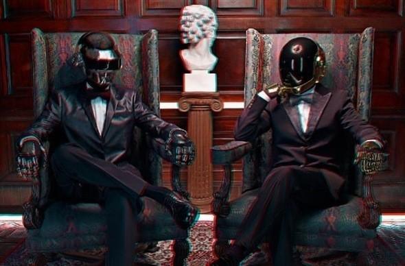 Daft Punk в 3D, Dazed & Confused. Изображение № 25.