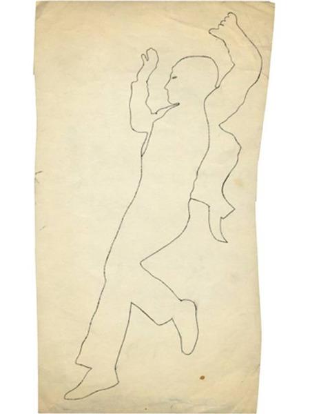 Неизвестные рисунки Энди Уорхола покажут в Лондоне. Изображение № 5.