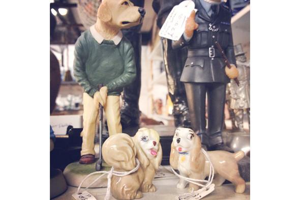 Антикварные магазины. Изображение № 50.