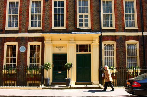 Ориентируемся в английской и лондонской архитектуре. Изображение № 7.