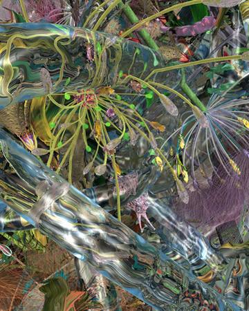Новая земля: Гид по современному ленд-арту. Изображение № 171.