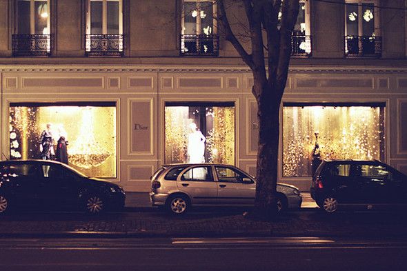 PARIS в декабре. Изображение № 35.