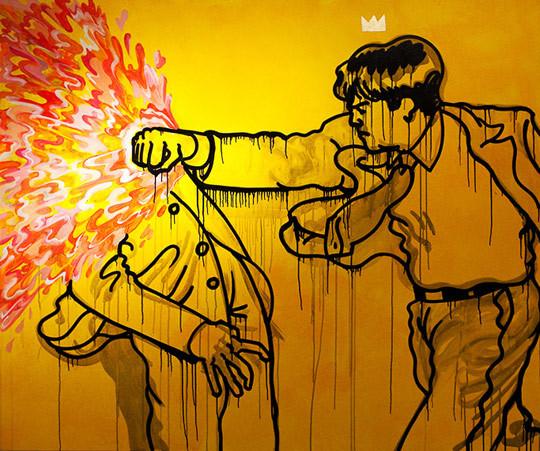 POW WOW Art Event в Гонконге. Изображение № 3.