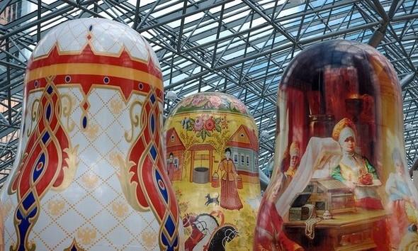 TOP-10 выставочных площадок Москвы. Изображение № 1.