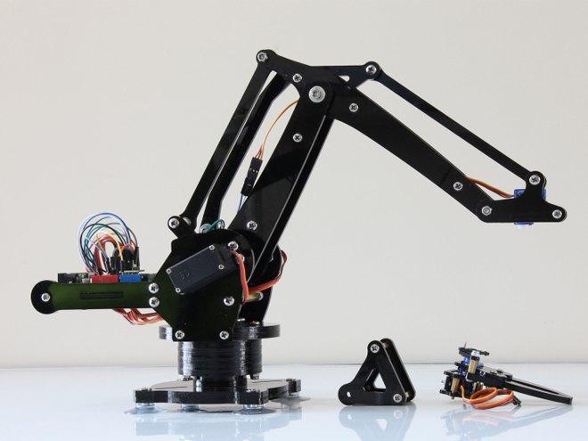 Представлена доступная рука-робот uArm. Изображение № 1.