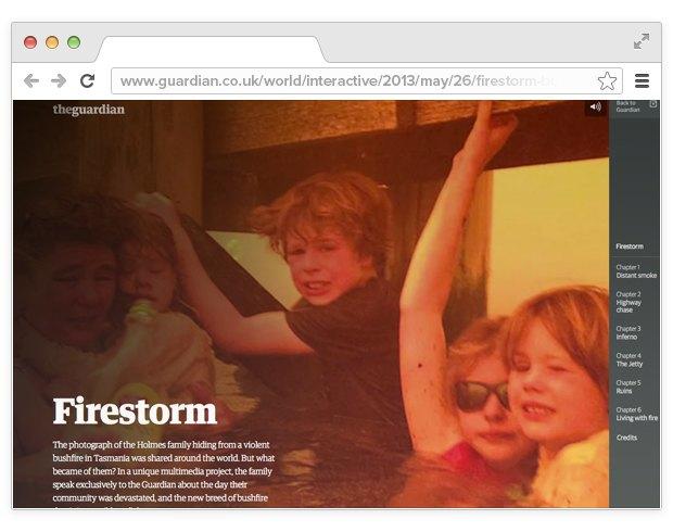 8 интерактивных статей, которые меняют подход к журналистике. Изображение № 8.
