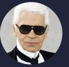 Почему Карл Лагерфельд неснимает очки, аСьюзи Менкес носит чуб. Изображение № 22.