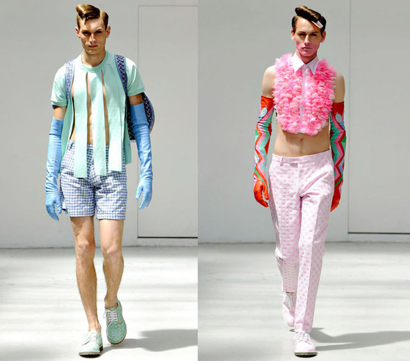 CLOUD #9 by Walter Van Beirendonck Summer 2012. Изображение № 5.