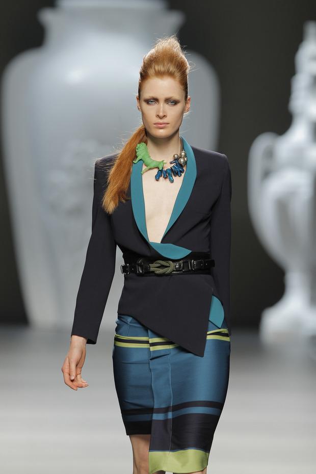 Madrid Fashion Week SS 2013: ANA LOCKING . Изображение № 25.