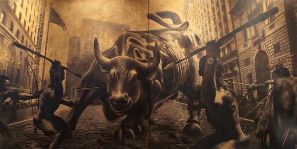 """Искусственный """"вандализм"""" - Марка Эванса. Изображение № 21."""