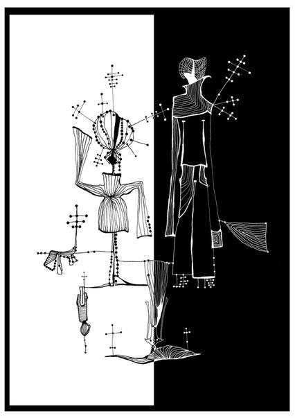 Изображение 10. Иллюстратор Masha Bartanayev.. Изображение № 10.