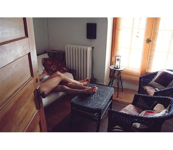 Тихие мужчины Стивена Бэкли. Изображение № 16.