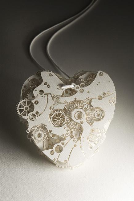 Часовой механизм сердца. Изображение № 3.