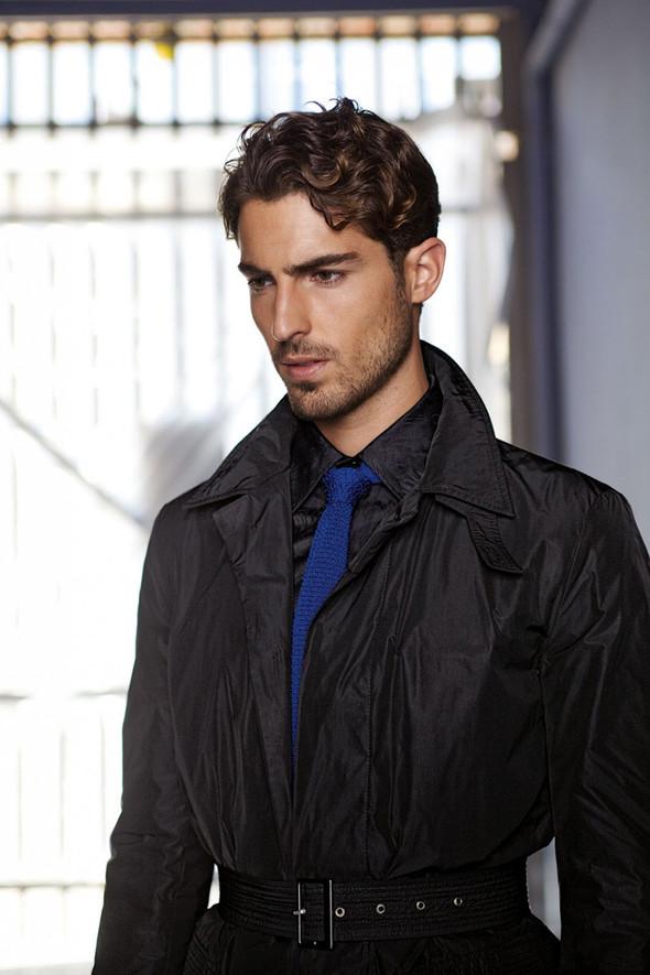 Мужские лукбуки: Rad Hourani, Versace и другие. Изображение № 33.