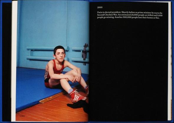 10 фотоальбомов о спорте. Изображение № 35.