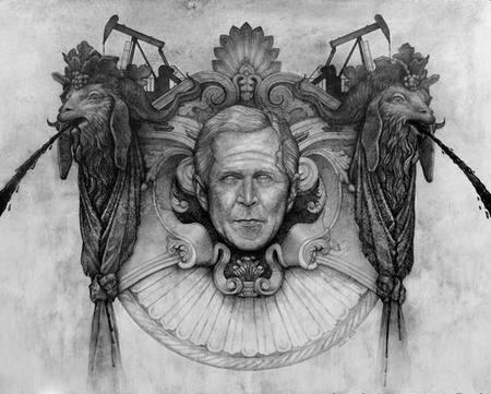 Мрачный сюрреализм Криса Кукси. Изображение № 15.