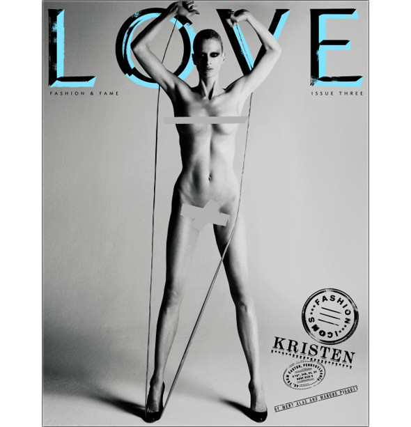 Love Magazine: в поисках иконы. Изображение № 3.