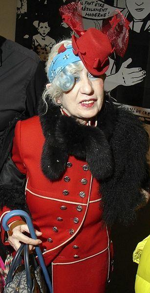 Анна Пьяджи. Модный гардероб. Изображение № 18.