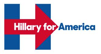 Дизайнер оценил логотипы кандидатов в президенты США. Изображение № 1.