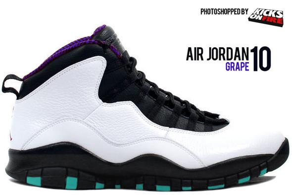 Расцветки Air Jordan, которые вы хотели бы видеть. Изображение № 10.