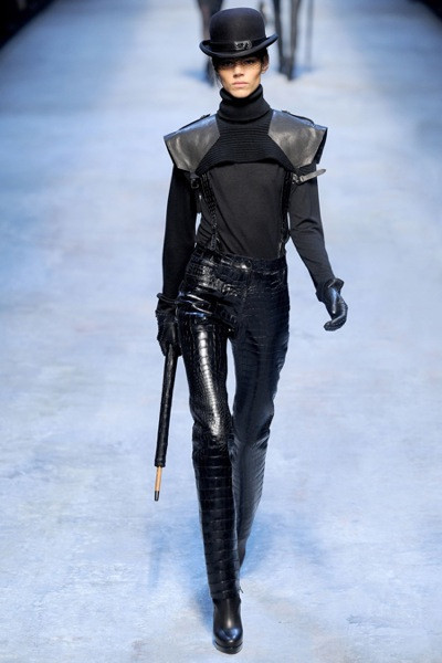 Jean Paul Gaultier for Hermes (fall-winter 2010). Изображение № 28.