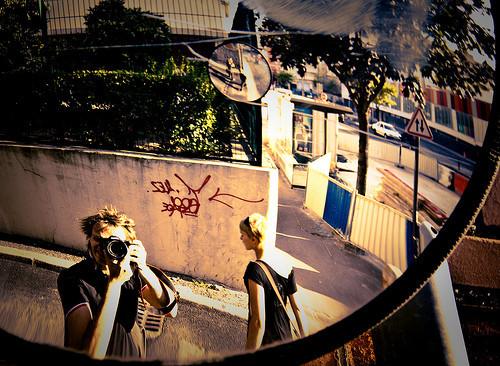 Уличные зеркала. Изображение № 26.