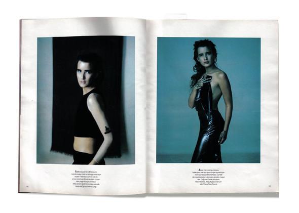 Модная фотография 80х годов. Изображение № 38.