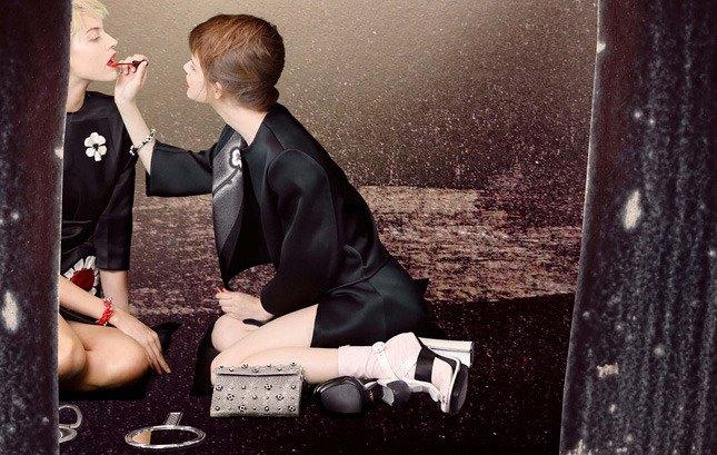 Вышел лукбук Prada из серии Real Fantasies. Изображение № 19.
