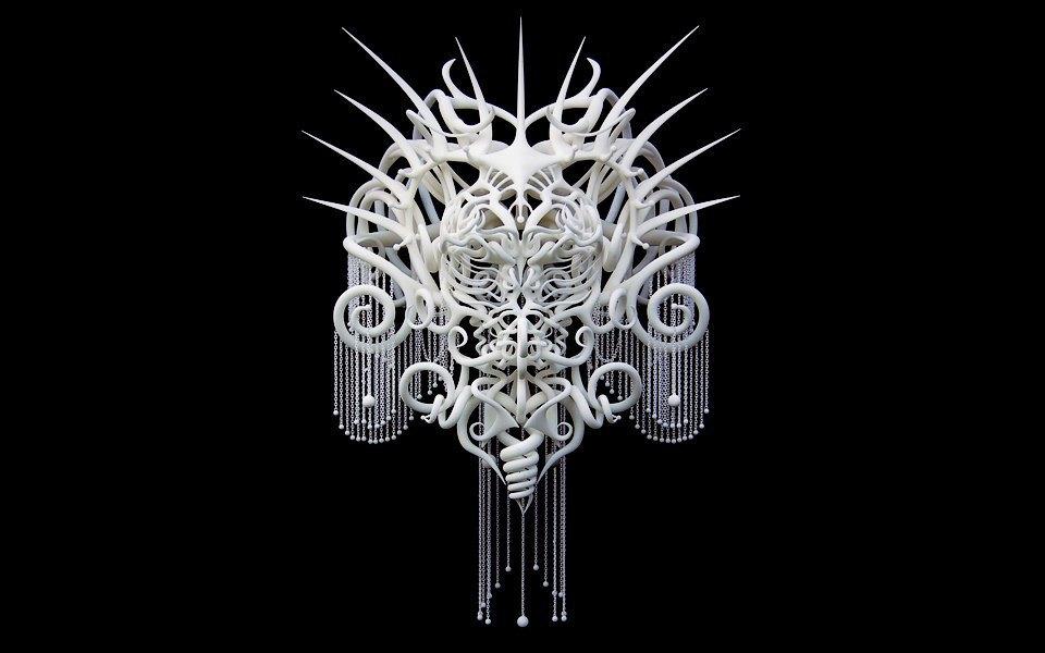 9 удивительных скульптур, которые были бы невозможны без технологий. Изображение № 8.