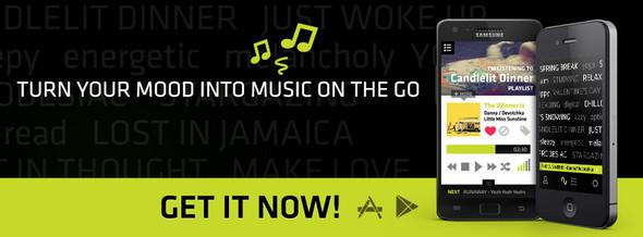 Stereomood выпустили своё музыкальное приложение для Android и iPhone. Изображение № 3.