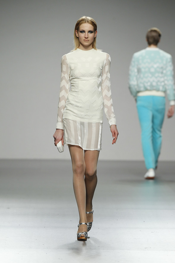 Madrid Fashion Week A/W 2012: River William. Изображение № 8.