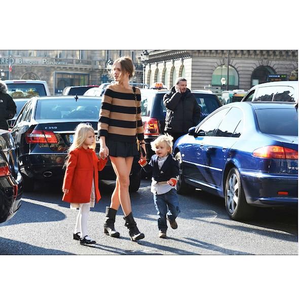 Изображение 63. На полях: 10 тенденций уличного стиля с прошедших недель моды.. Изображение № 63.