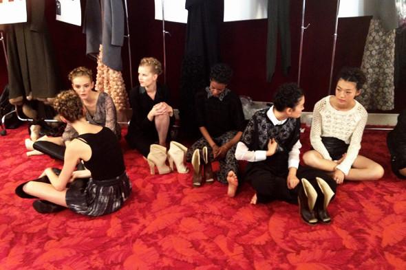 Дневник модели: Показы недели моды Haute Couture. Изображение № 66.