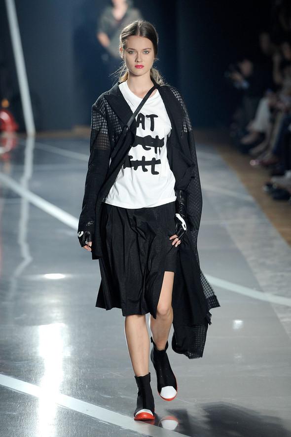 New York Fashion Week: Y-3 SS 2012. Изображение № 5.